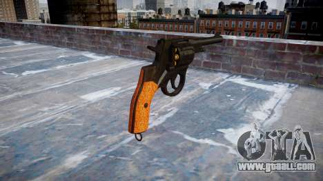 The Revolver Nagant M1895 for GTA 4 second screenshot