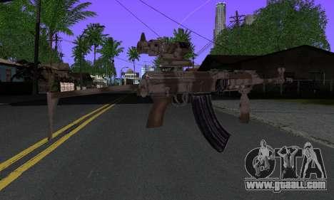 Sa-58V ACOG for GTA San Andreas second screenshot