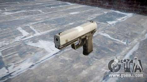 Pistol Taurus 24-7 titanium icon2 for GTA 4