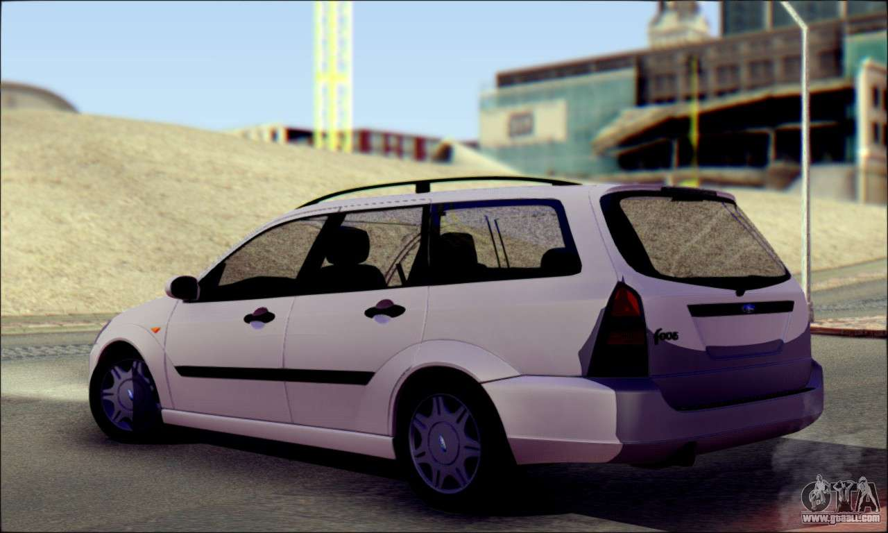 ford focus 1998 wagon for gta san andreas. Black Bedroom Furniture Sets. Home Design Ideas