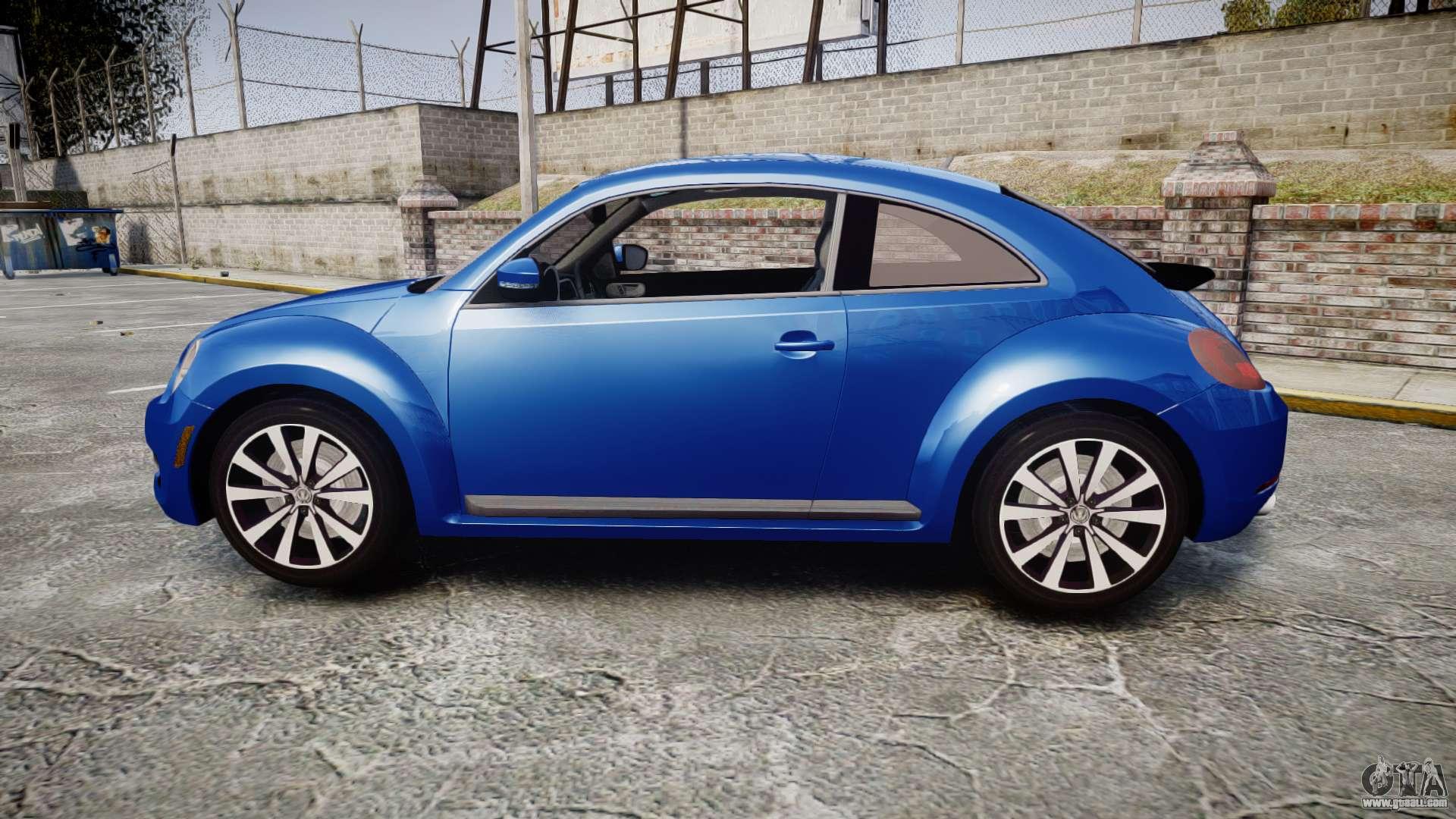 volkswagen beetle  fusca  gta