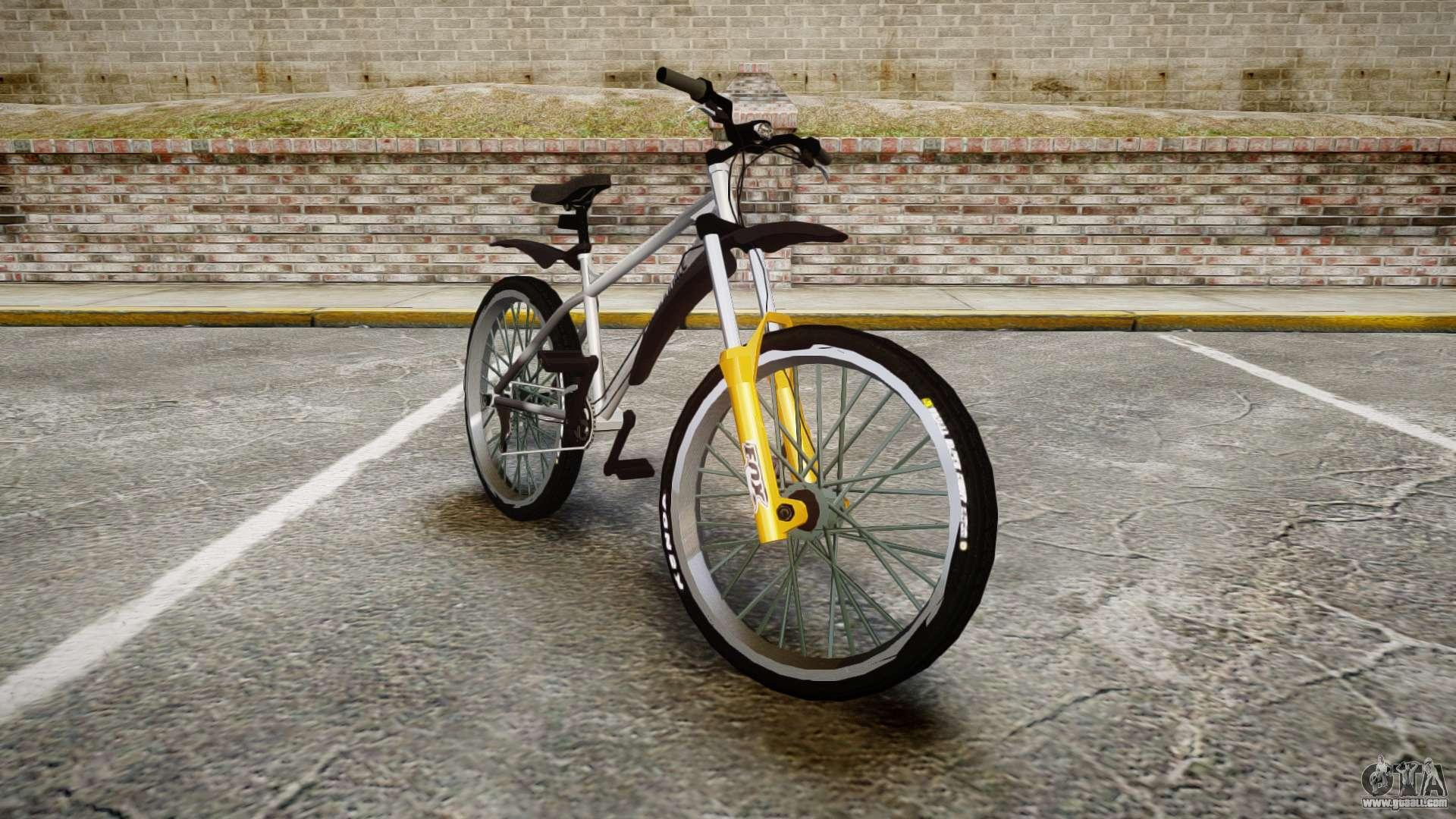 gta v how to get bike