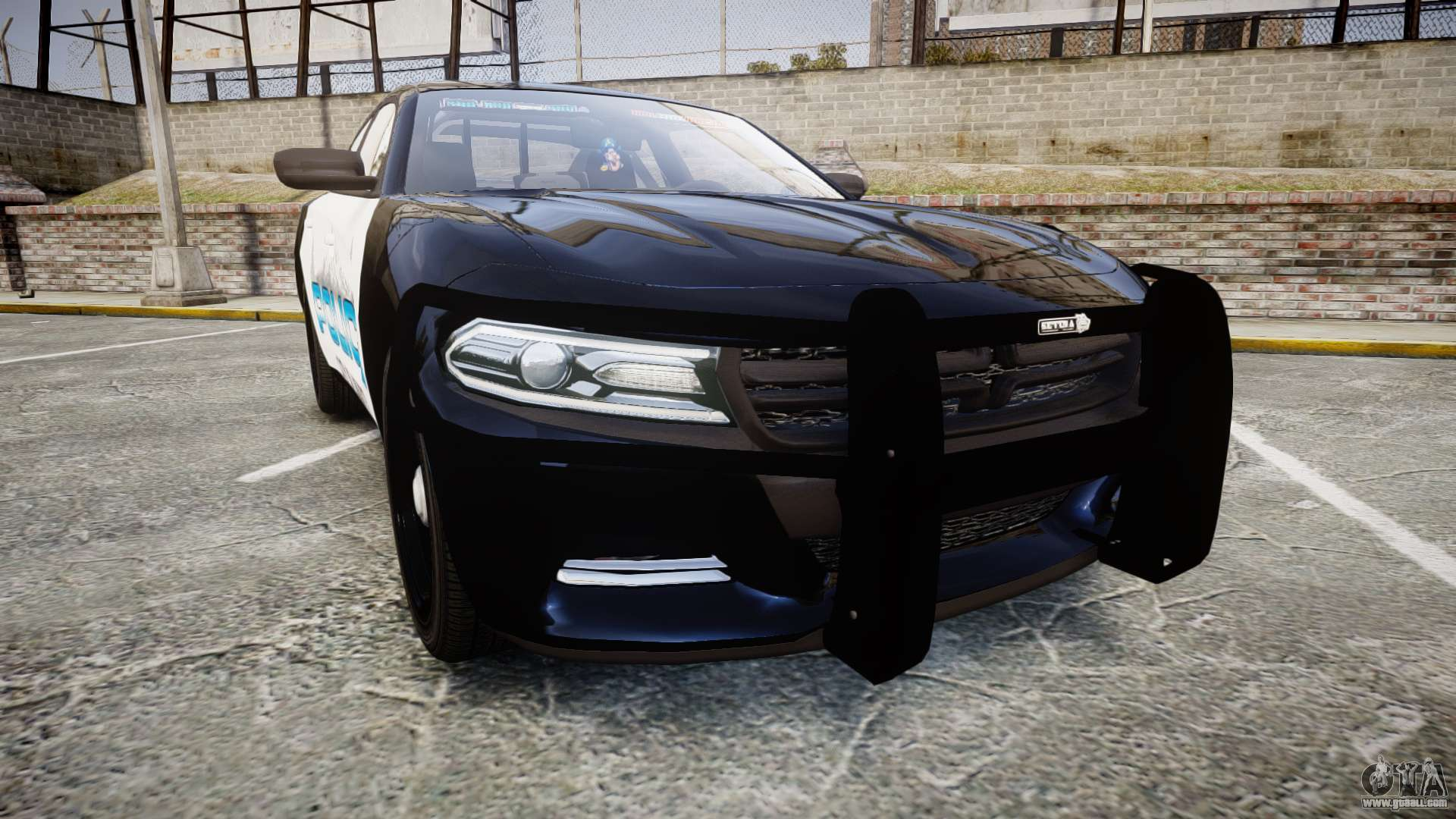 Dodge Charger 2015 City of Liberty [ELS] for GTA 4