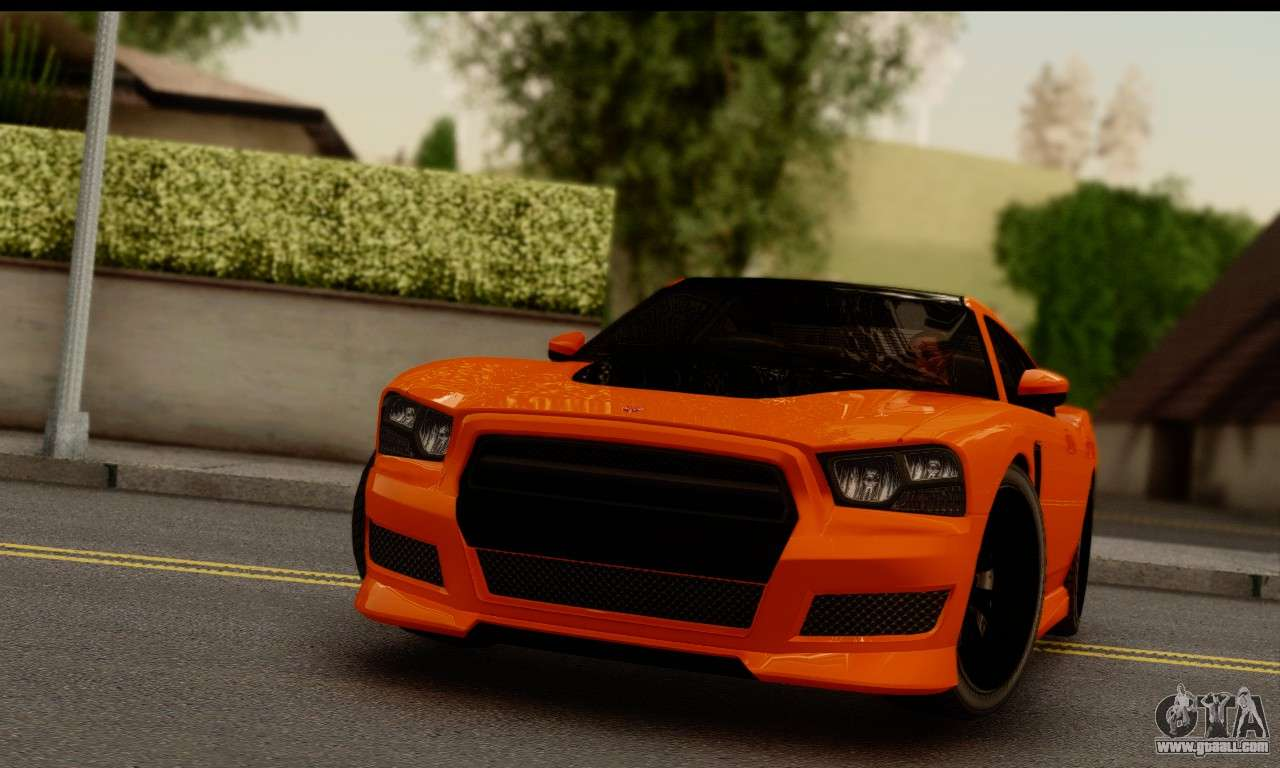 Buffalo from GTA V for GTA San Andreas