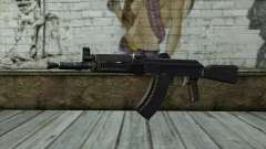 Modern AKS-74U for GTA San Andreas