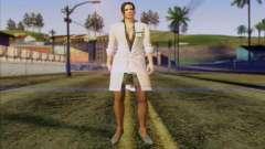Metal Gear Solid 4 Naomi Hunter for GTA San Andreas
