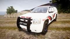 Chevrolet Suburban 2008 Hebron Police [ELS] Red