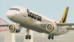 Airbus A320-200 Tigerair Australia for GTA San Andreas