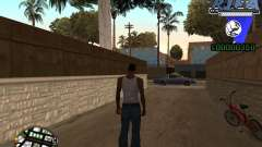 C-HUD Rifa for GTA San Andreas