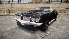 Pontiac Le Mans 1971 Rims3