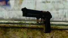 Beretta M9 for GTA San Andreas