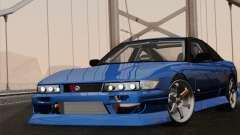 Nissan 180SX S13 for GTA San Andreas