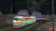 TEP 70 WARHEAD for GTA San Andreas