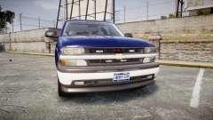Chevrolet Suburban Undercover 2003 Grey Rims