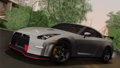 Nissan GT-R R35 купе for GTA San Andreas