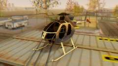 The MD500E helicopter v3