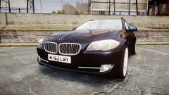 BMW 530d F11 Unmarked Police [ELS]