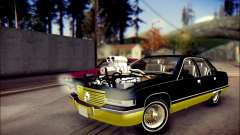 Cadillac Fleetwood 1993 Lowrider for GTA San Andreas