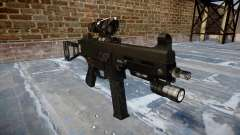 Gun UMP45 Kryptek Typhon