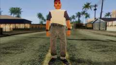 Cuban from GTA Vice City Skin 2 for GTA San Andreas