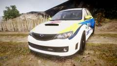 Subaru Impreza Cosworth STI CS400 2010 Custom