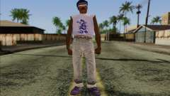 Haitian from GTA Vice City Skin 2