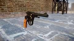 The Revolver Nagant M1895