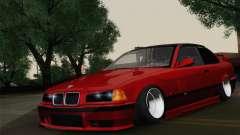 BMW M3 E36 Tuned for GTA San Andreas