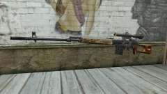 Sniper Rifle Dragunov