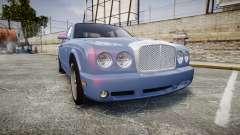 Bentley Arnage T 2005 Rims2 Black