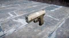 Pistol Taurus 24-7 titanium icon2