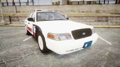 Ford Crown Victoria LC Sheriff [ELS] for GTA 4