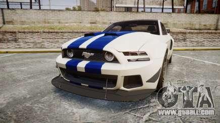 Ford Mustang GT 2014 Custom Kit PJ2 for GTA 4