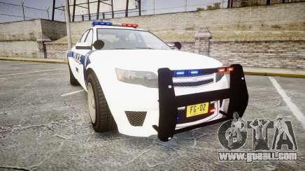GTA V Cheval Fugitive LS Liberty Police [ELS] for GTA 4