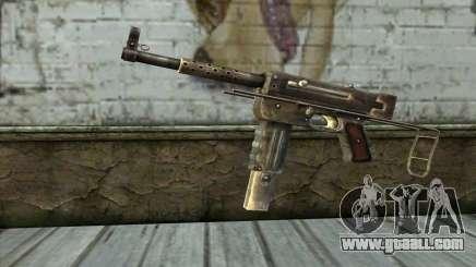 MAT-49 from Battlefield: Vietnam for GTA San Andreas