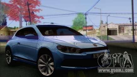 Volkswagen Scirocco 2011 for GTA San Andreas