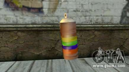 Spray Can from Beta Version for GTA San Andreas
