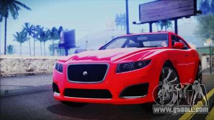 Lampadati Felon for GTA San Andreas