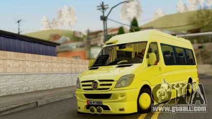 Mercedes-Benz Sprinter Eyüp Expired for GTA San Andreas