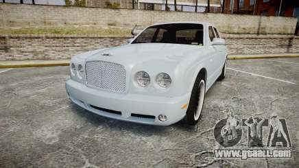 Bentley Arnage T 2005 Rims1 Chrome for GTA 4