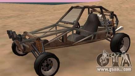 Updated Bandito for GTA San Andreas for GTA San Andreas