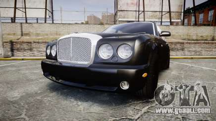 Bentley Arnage T 2005 Rims2 Chrome for GTA 4