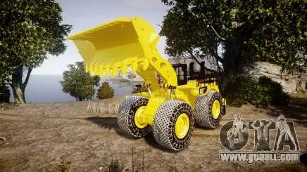 Caterpillar 994F for GTA 4