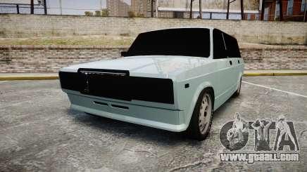 VAZ-2104 hooligan Azerbaijani style for GTA 4