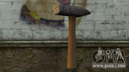 Hammer (DayZ Standalone) for GTA San Andreas