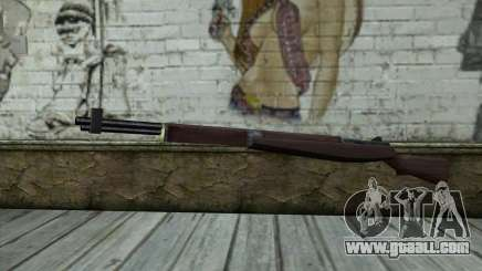 M1 Garand from Day of Defeat for GTA San Andreas