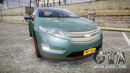 Chevrolet Volt 2011 v1.01 rims2 for GTA 4