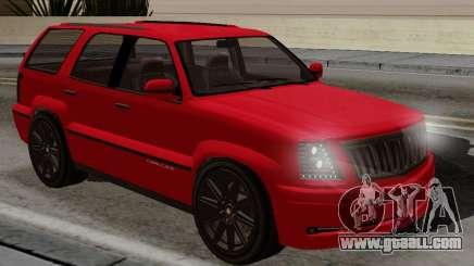 Albany Cavalcade for GTA San Andreas