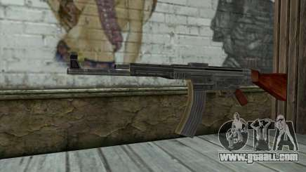 StG-44 from Day of Defeat for GTA San Andreas