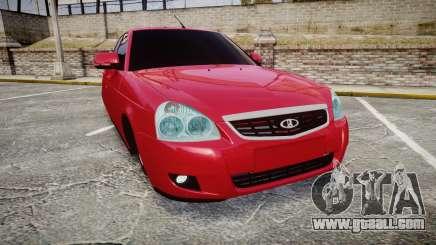 VAZ-2170 Priora alloy wheels for GTA 4